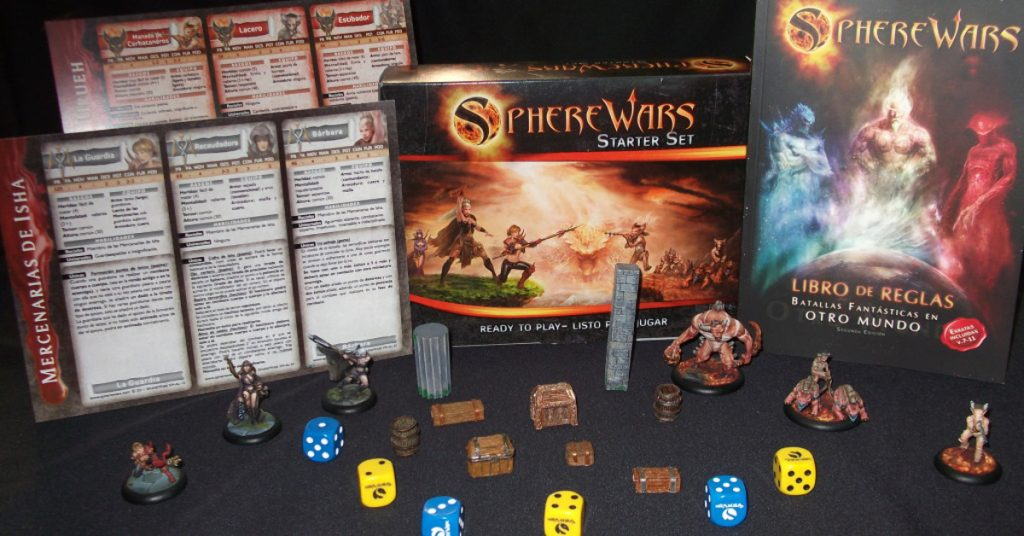 spherewars starter pack